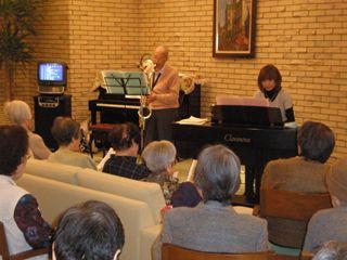 ピアノコンサート�