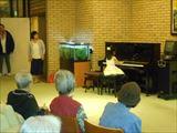 ピアノ発表会・1