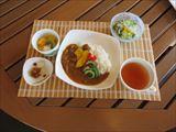 夏野菜カレー1