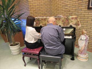 ピアノのひととき